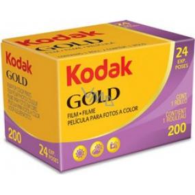 Kodak Gold Kinofilm 200 135/24 1 kus