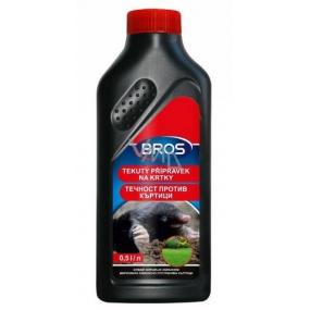 Bros tekutý prípravok odpudzovač na krtkov 500 ml