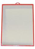 Abella Zrkadielko 14,5 x 19,5 cm rôzne farby, 217