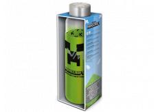 Epee Merch Minecraft - Creeper sklenená fľaša so silikónovým návlekom 585 ml