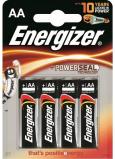 Energizer Batérie AA LR6 1,5V 4 kusy