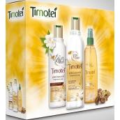 Timotei Precious Oils se vzácnými oleji šampon na vlasy 250 ml + kondicionér 200 ml + zkrášlující spray 150 ml, kosmetická sada