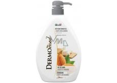 Dermomed Karite & Almond sprchový gél dávkovač 1000 ml