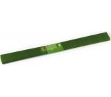 Koh-i-Noor Krepový papier 50 x 200 cm, olivovo zelený