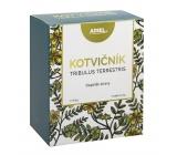 Adiel Kotvičník čaj pôsobí na pohlavné orgány a hormonálnu aktivitu 15 vrecúšok