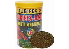 Tubifex Basic Multi Granulat 125ml pre ryby 1062