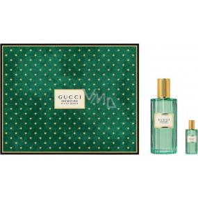Gucci Mémoire d Une Odeur toaletná voda unisex 60 ml + toaletná voda unisex 5 ml, darčeková sada