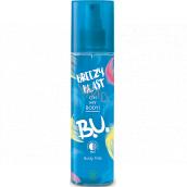 B.U. Breezy Blast parfumovaný telový sprej 200 ml