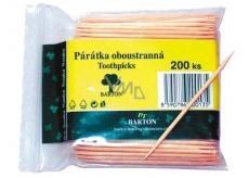 Bartoň Špáradlá obojstranná 200 kusov
