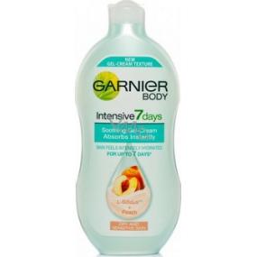 Garnier Intensive 7 days Zklidňující gelový krém Výtažek z broskve 250 ml