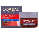 Loreal Paris Revitalift Laser Renew pre urýchlenie obnovy pleti nočný krém 50 ml