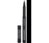 Gabriella salva Liquid Eyeliner In Pen tekuté očné linky vo fixu 01 Black 1,2 ml