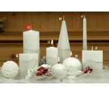 Lima Artic sviečka biela valec 80 x 200 mm 1 kus