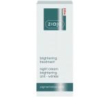 Ziaja Med Whitening Care nočný protivráskový krém pre pleť s hyperpigmentácií 50 ml