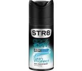 Str8 Skin Protect Cool + Dry antiperspirant deodorant sprej pro muže 150 ml