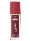 Naomi Campbell Pret a Porter Absolute Velvet parfumovaný dezodorant sklo pre ženy 75 ml