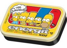 Energit Kidz vitamínové tablety posilňujú imunitu detí 42 tabliet