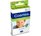 Cosmos Kids Náplasti na rany 20 kusov 2 veľkosti