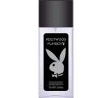 Playboy Hollywood parfémovaný deodorant sklo pro muže 75 ml