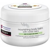 Neutrogena Nordic Berry výživný tělový balzám pro suchou pokožku 200 ml
