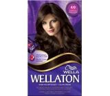 Wella Wellaton krémová barva na vlasy 4/0 Středně hnědá