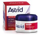 Astrid Active Lift Liftingový omladzujúci nočný krém 50 ml