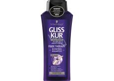 Gliss Kur Fiber Therapy šampon na namáhavé vlasy 250 ml