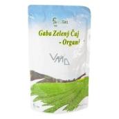 Gaba Organic zelený čaj znižuje tlak a cholesterol sypaný 100 g