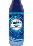 COCCOLINO Intense Perfume Pearls Fresh Sky parfumované guľôčky na pranie 250 g