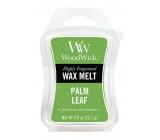 WoodWick Palm leaf - Palmový list vonný vosk do aromalampy 22.7 g