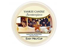 Yankee Candle Winter Wonder - Zimní zázrak, Scenterpiece vonný vosk do elektrické aromalampy 61 g