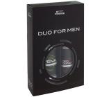 Alpa Windsor Duo For Men pena na holenie pre mužov 200 ml + dezodorant sprej pre mužov 150 ml, kozmetická sada