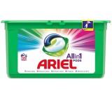 Ariel 3v1 Color gélové kapsule na farebnú bielizeň chráni a oživujú farby 35 kusov 945 g