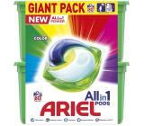 Ariel All-in-1 Pods Color gélové kapsule na farebnú bielizeň 80 kusov 952 g
