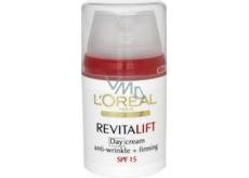 Loreal Paris Revitalift SPF15 denní krém 50 ml