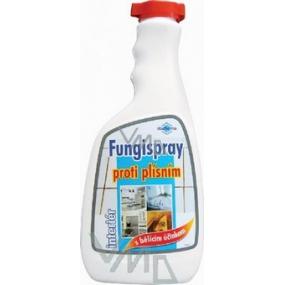 Fungi Likvidácia plesní chlórový interiér náhradná náplň 500 ml sprej