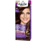 Palette Intensive Color Creme farba na vlasy odtieň W2 Tmavo čokoládový