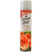 Flowershop Fragrant Rose osviežovač vzduchu 330 ml