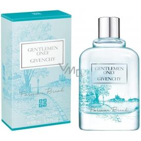 Givenchy Gentlemen Only Parisian Break toaletní voda pro muže 100 ml