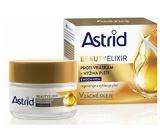 Astrid Beauty Elixir Vyživující noční krém proti vráskám 50 ml