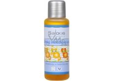 Saloos Bio Detský nechtíkový olej upokojuje, regeneruje 50 ml