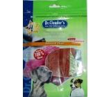 Dr. Clauders Jehněčí sušené pásky doplněk stravy pro psy 80 g 10 ks