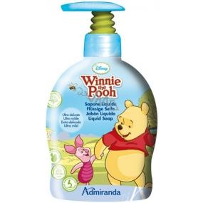 Disney Medvídek Pú tekuté mýdlo dávkovač 300 ml, expirace 8/2016