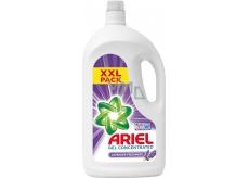 Ariel Lavender Freshness tekutý prací gel pro prádlo bez skvrn 70 dávek 3,85 l