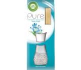 Air Wick Reed Diffuser Pure Spring Delight - Svěží vánek vonné tyčinky osvěžovač vzduchu 25 ml