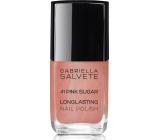 Gabriella salva Longlasting Enamel dlhotrvajúci lak na nechty s vysokým leskom 41 Pink Sugar 11 ml