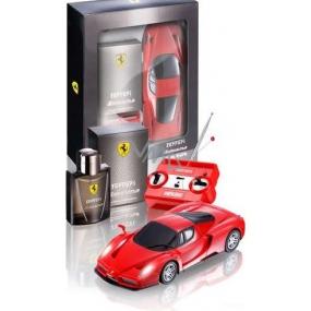 Ferrari Extreme toaletná voda 125 ml + model autíčko, pre mužov darčeková sada