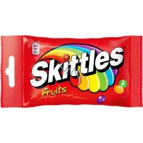 Skittles Fruits ovocné žuvacie cukríky 125 g