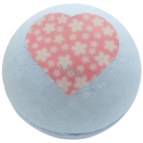 Bomb Cosmetics Láska - Love Above Šumivý balistik do koupele 160 g