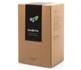 Aromatica Diabetik bylinný čaj 20 x 2 g